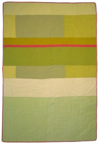 Green Quilt, 2007