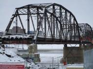 So long, Skinny Bridge!