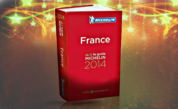 Guide Michelin 2014 - France - New starred restaurants