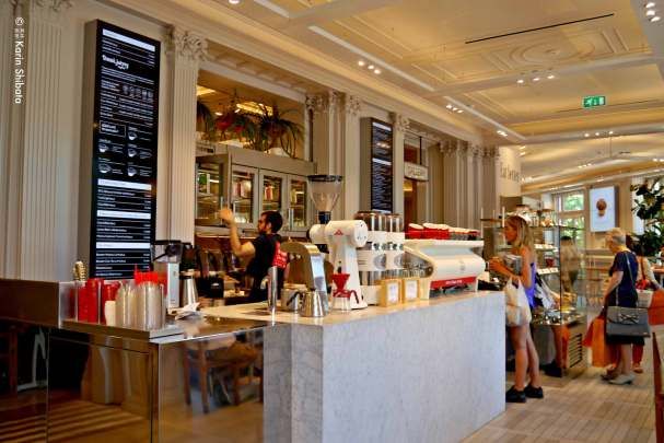 flax & kale h&m best speciality coffee shops barcelona