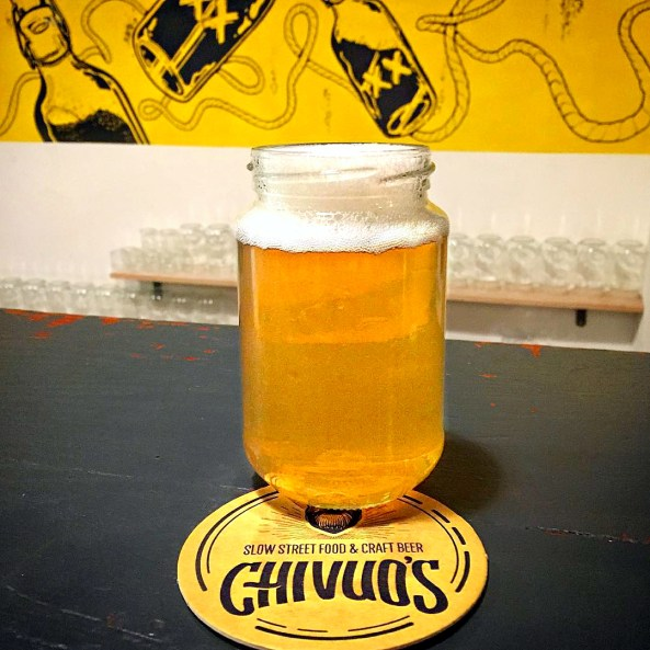 chivuo's craft beer