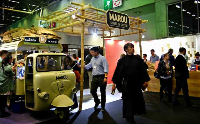 salon du chocolat paris 2017 marou