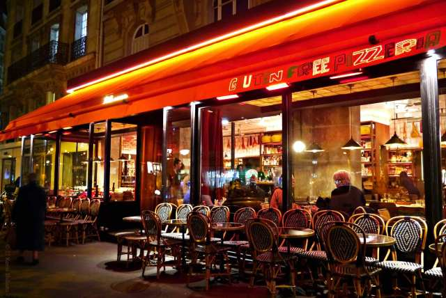 little nonna gluten free italian restaurant paris 1