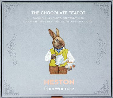 easter 2019 waitrose heston-bluementhal alice wonderland 2