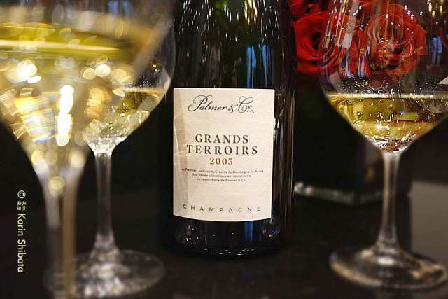 Champagne Palmer & Co. Grands Terroirs 2003 2