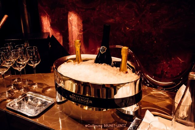 Bollinger x James Bond 007 hotel crillon party 6