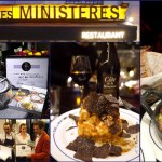 cafe des ministeres 2020 best french bistrot guide lebey staub 9