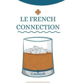 camus cognac the french connection kit 0