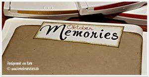 BuJo Memories