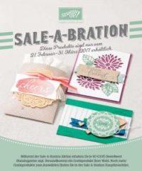Zusätzliche Sale-a-bration-Gratisprodukte ab 21.02.2017