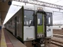 酒田駅にてキハ110