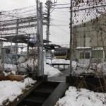 鎌倉車両センターにE231が長時間留置していた