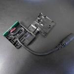 DMC-GM1KのAC接続アダプターを適当なバッテリーで動かす為の改造をする