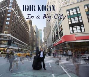 Igor Kogan CD Cover