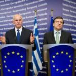 George Papandreou - Jose Manuel Barroso