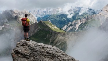 pemandu gunung Profesional