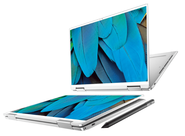 4. Dell XPS 13 2-in-1 (7390)