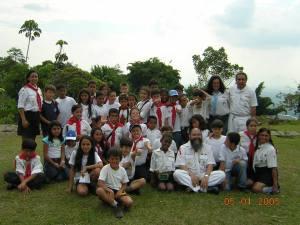 camp mundial 2005
