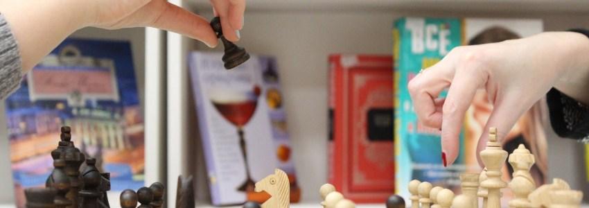 知育玩具のススメ(2):チェス