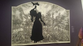 A Warm Summer Evening in 1863 by Kara Walker (2008)