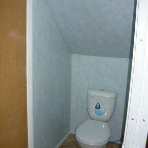 Toilette économique