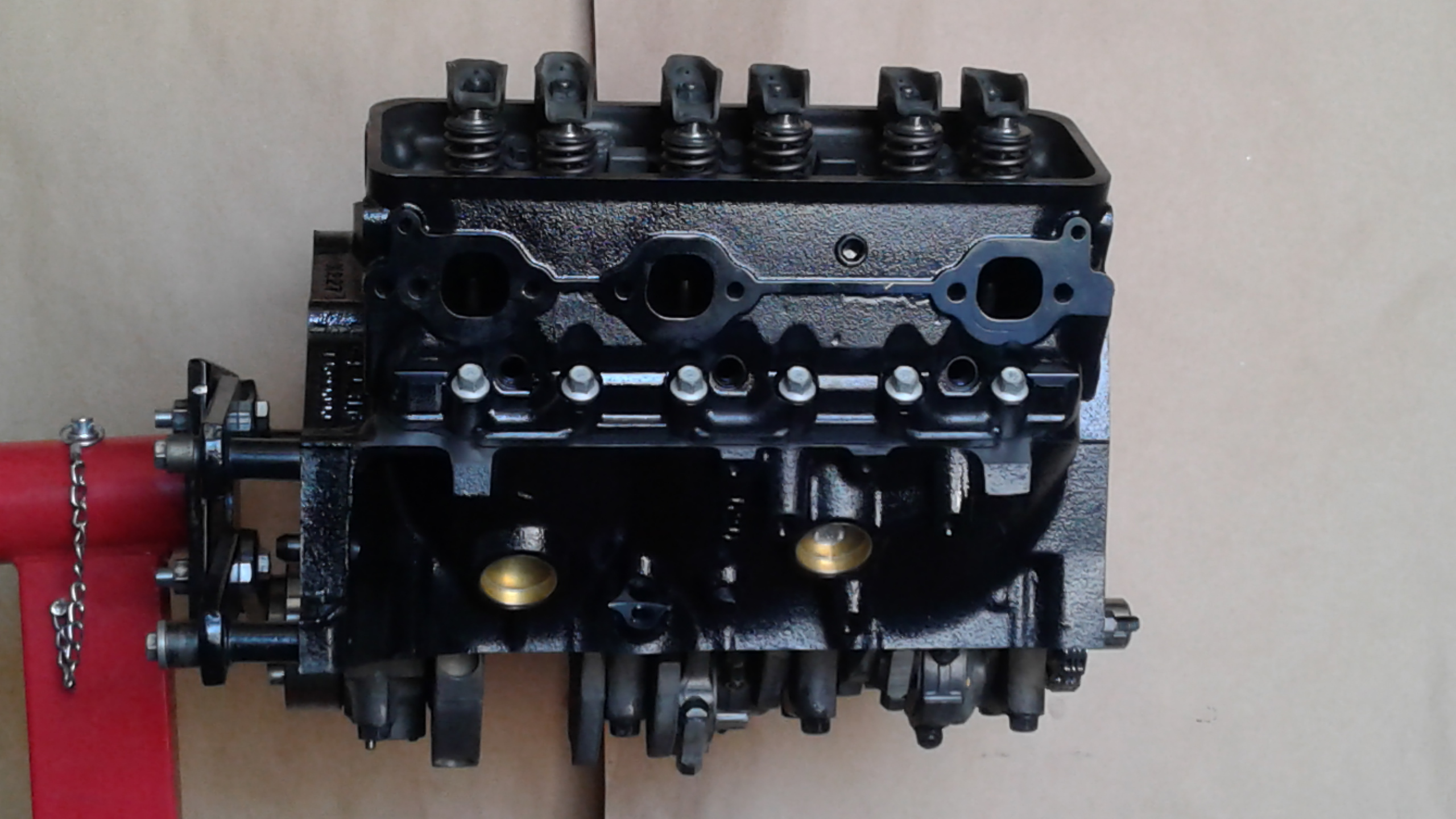 Chevy 4 3 V6 Crate Engine