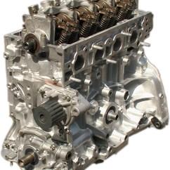 99 Honda Civic Engine Diagram John Deere Model 212 Wiring Rebuilt 00 Ex Vtec Sohc  Kar King Auto