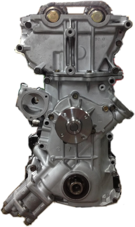 Rebuilt 98 04 Nissan Frontier 2 4l Engine Kar King Auto