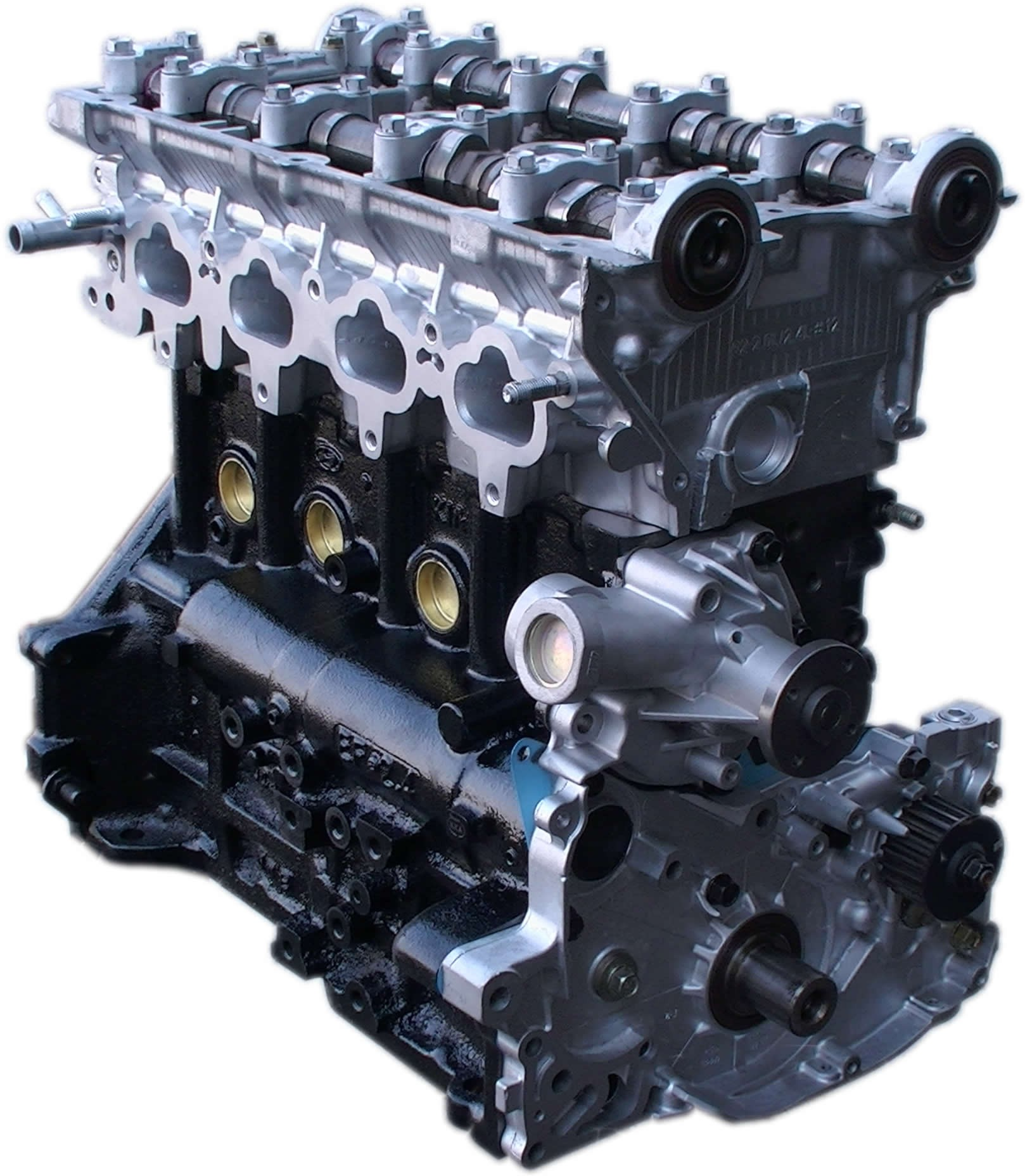 mitsubishi 2 4l engine diagram 2007 chevy avalanche parts rebuilt 01 05 hyundai santa fe 4cyl dohc  kar