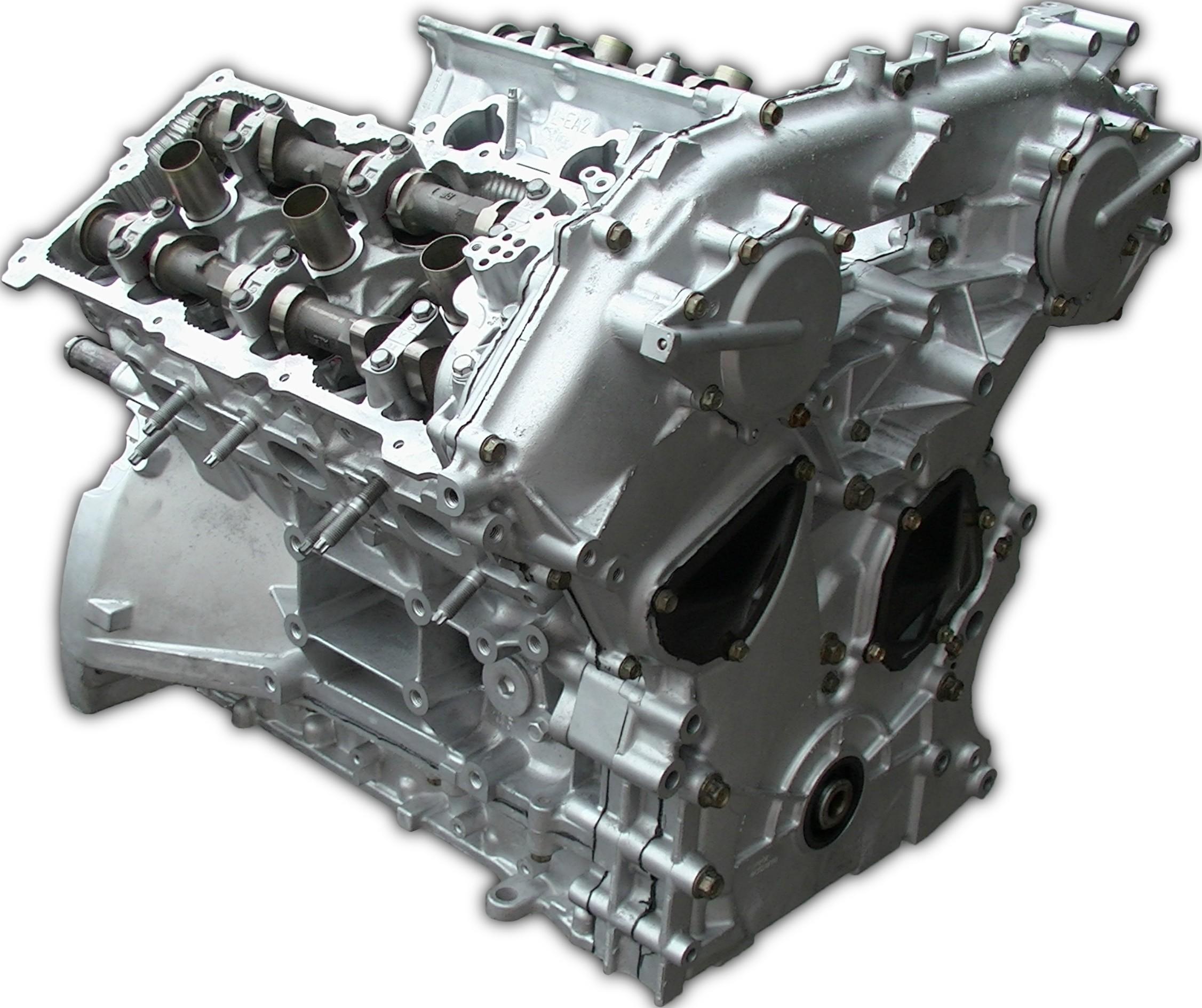 2003 nissan pathfinder engine diagram trailer brake controller wiring rebuilt 05 08 frontier 4 0l v6 vq40de  kar