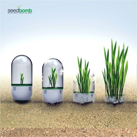 seedbomb l imagem: yanko design