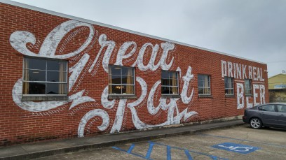 Great Raft Brewery located in Shreveport, Louisiana