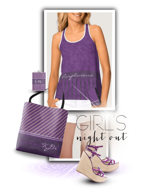 Girl's Night Out – Casual