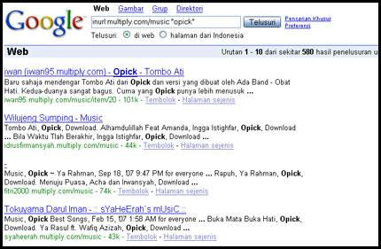 Hasil Pencarian Music MP3