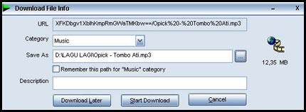 Internet Download Accelator