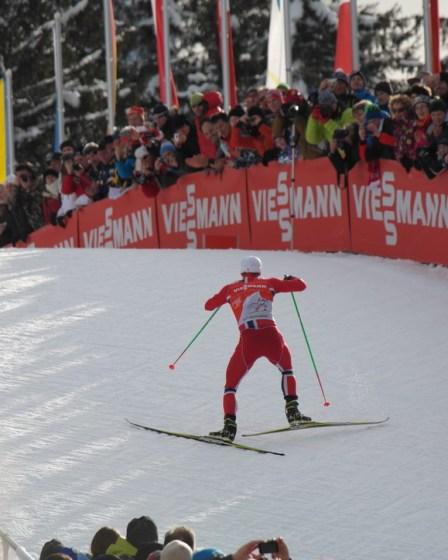 (c) Karl Baumann 2014: Martin Johnsrud Sundby, Tour de Ski, Toblach im Januar, Samsung NX20