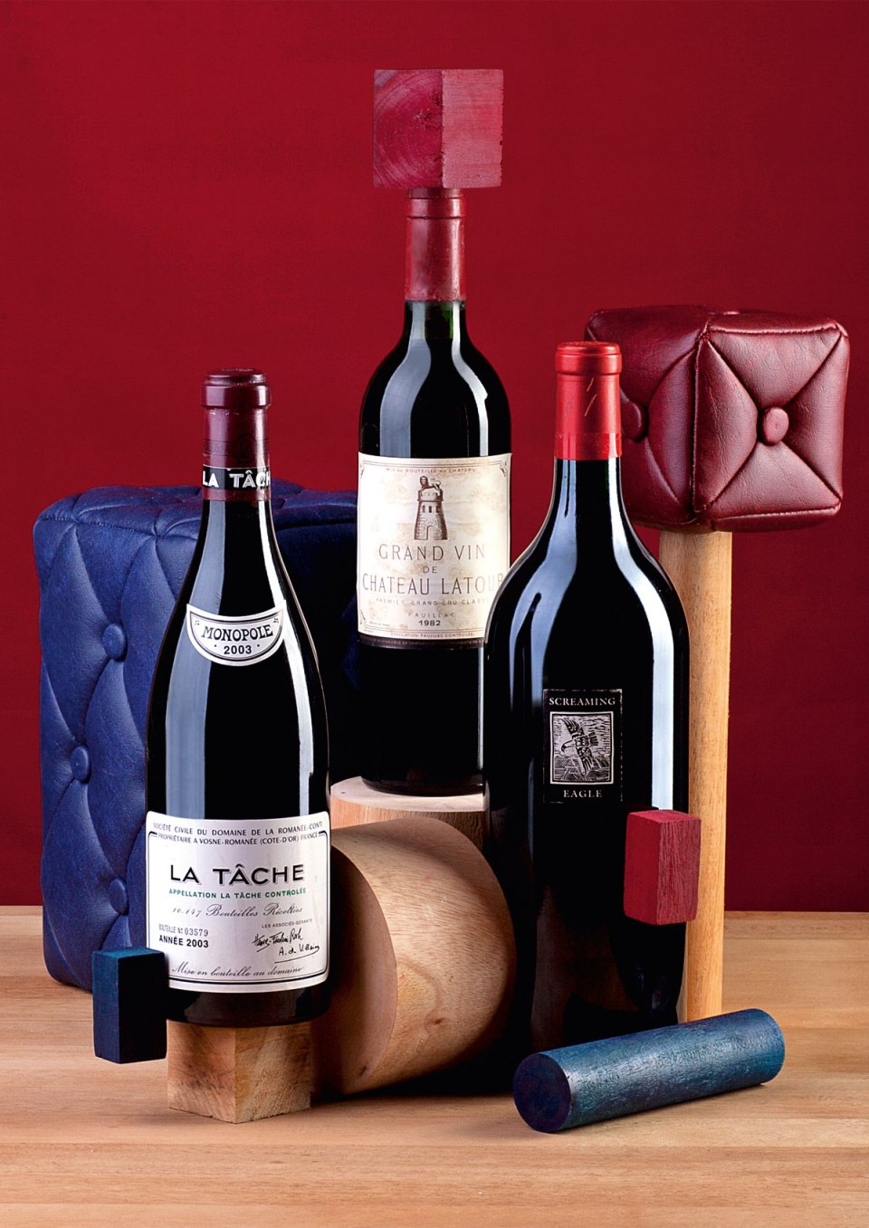 Premium Wines and Beverages