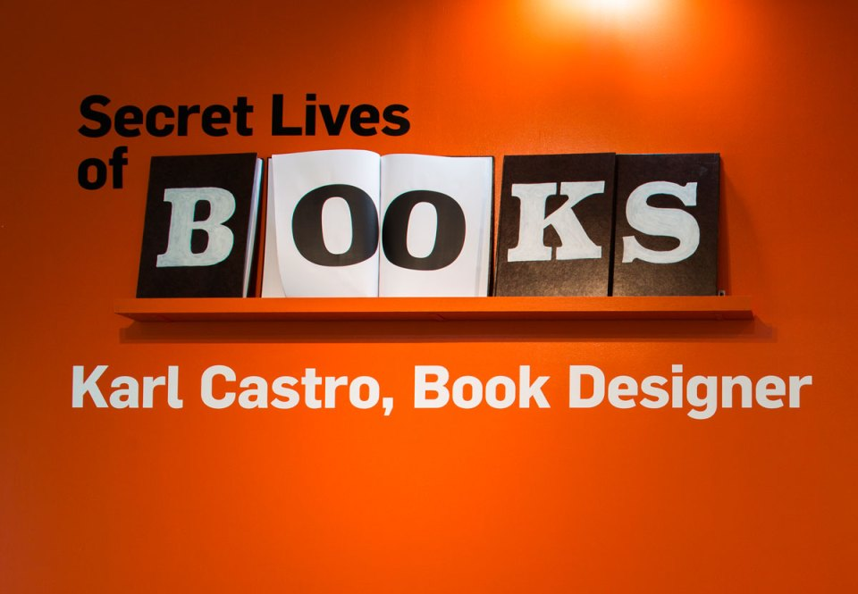 Secret Lives of Books