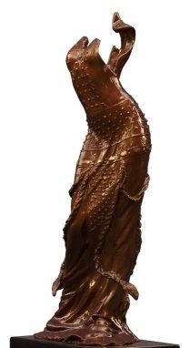 Galadrial Bronze Fragment Sculpture