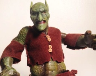 Everquest Warrior Troll Action Figure