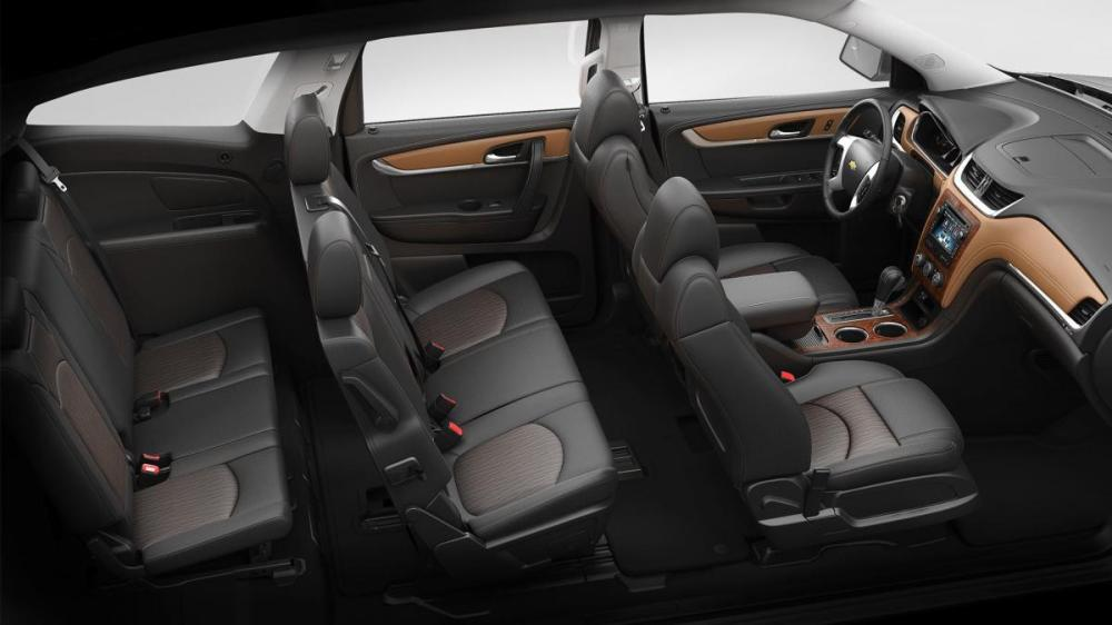 medium resolution of chevy traverse with available 8 passenger seating from karl chevrolet