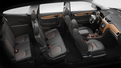 small resolution of chevy traverse with available 8 passenger seating from karl chevrolet