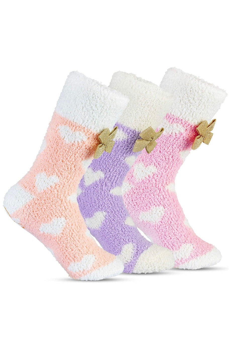 Heart-Print-Cozy-Socks-by-Karlee-Smith-3-Pack
