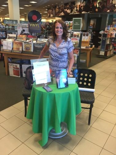Karlene Cameron book signing