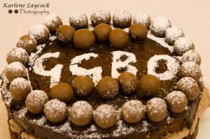 Bake Off Malteser GGBO Cake