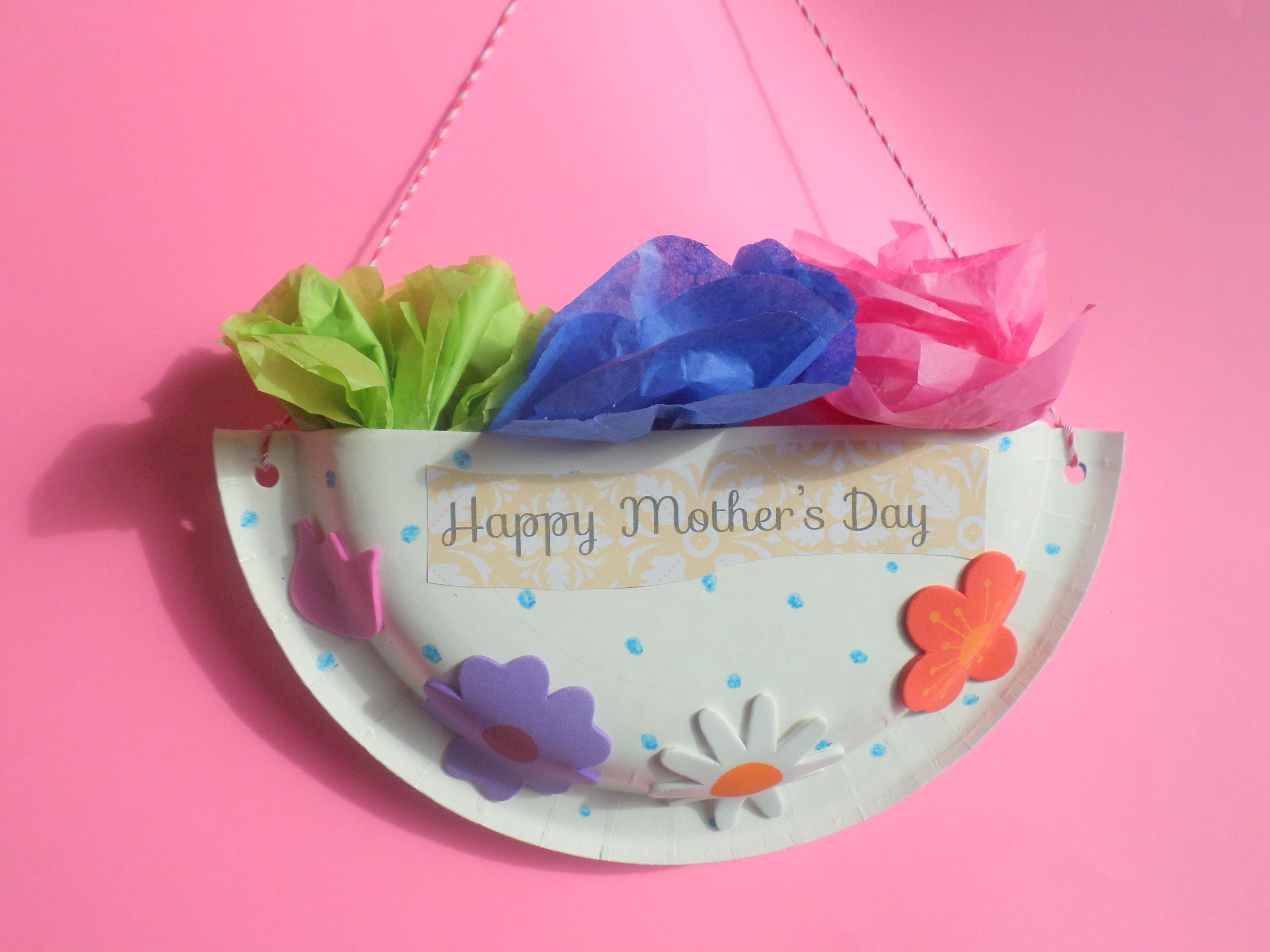 Mother S Day Craft For Preschoolers