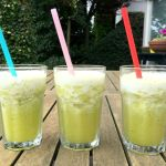 Agua Fresca met ananas en munt (low FODMAP)