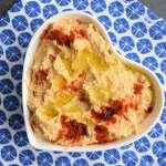 Low FODMAP Hummus (Glutenvrij, lactosevrij en vegan)
