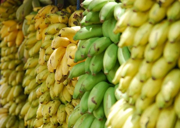 monash university app update - zijn bananen hoog in fodmaps - karlijnskitchen.com
