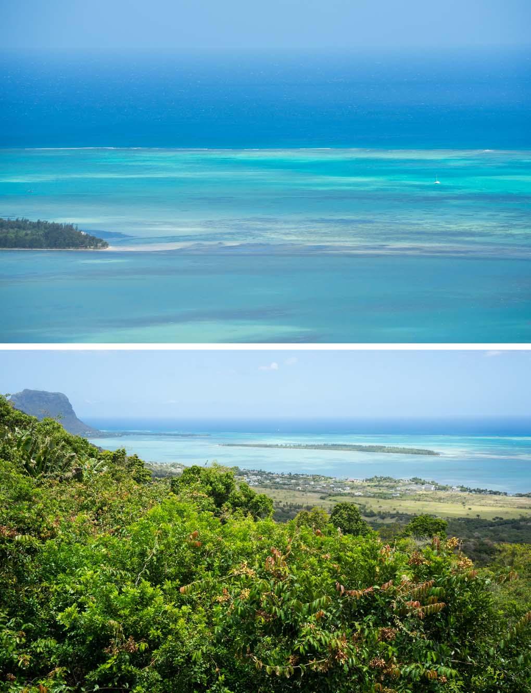 Chamarel viewpoint Mauritius
